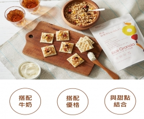 日本穀物脆片-楓糖口味