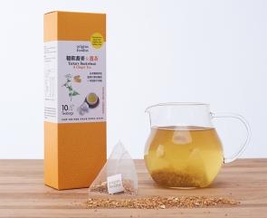 韃靼蕎麥&薑茶 (6gX10/盒)